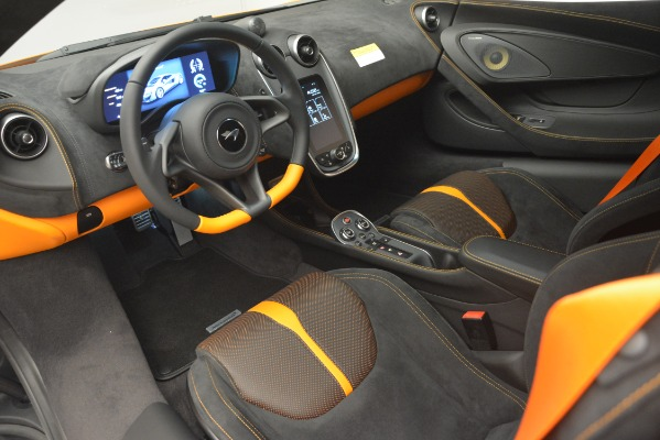 New 2019 McLaren 570S Coupe for sale Sold at Aston Martin of Greenwich in Greenwich CT 06830 16