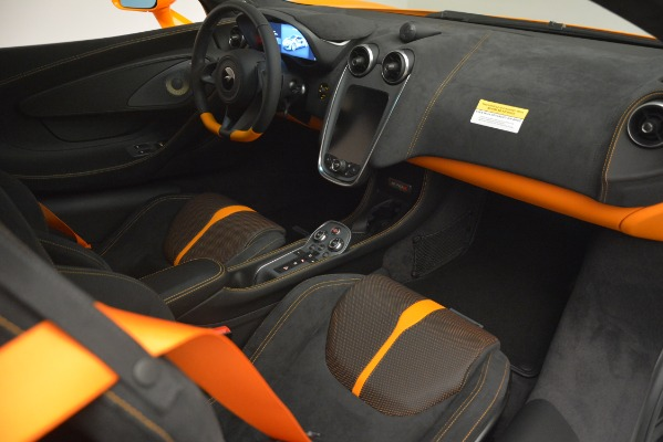 New 2019 McLaren 570S Coupe for sale Sold at Aston Martin of Greenwich in Greenwich CT 06830 19