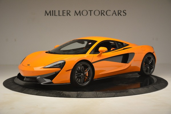 New 2019 McLaren 570S Coupe for sale Sold at Aston Martin of Greenwich in Greenwich CT 06830 2