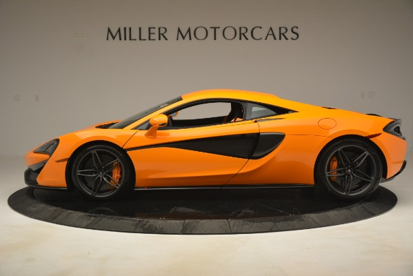 New 2019 McLaren 570S Coupe for sale Sold at Aston Martin of Greenwich in Greenwich CT 06830 3