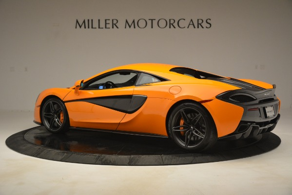 New 2019 McLaren 570S Coupe for sale Sold at Aston Martin of Greenwich in Greenwich CT 06830 4