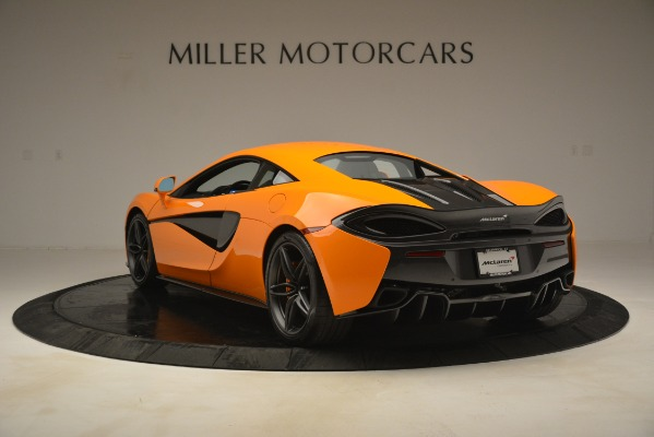 New 2019 McLaren 570S Coupe for sale Sold at Aston Martin of Greenwich in Greenwich CT 06830 5