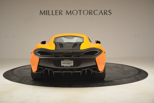New 2019 McLaren 570S Coupe for sale Sold at Aston Martin of Greenwich in Greenwich CT 06830 6