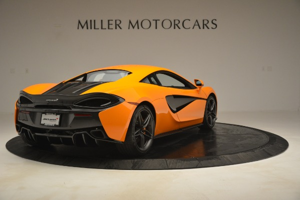 New 2019 McLaren 570S Coupe for sale Sold at Aston Martin of Greenwich in Greenwich CT 06830 7