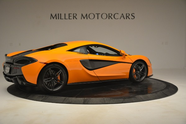 New 2019 McLaren 570S Coupe for sale Sold at Aston Martin of Greenwich in Greenwich CT 06830 8