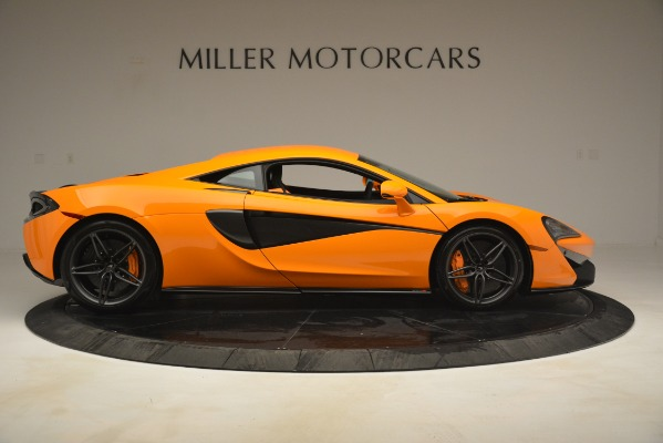 New 2019 McLaren 570S Coupe for sale Sold at Aston Martin of Greenwich in Greenwich CT 06830 9