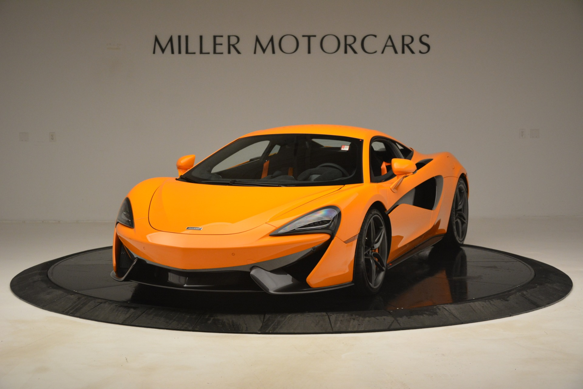 New 2019 McLaren 570S Coupe for sale Sold at Aston Martin of Greenwich in Greenwich CT 06830 1