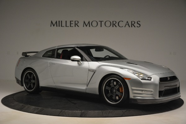 Used 2013 Nissan GT-R Black Edition for sale Sold at Aston Martin of Greenwich in Greenwich CT 06830 10