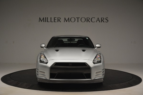 Used 2013 Nissan GT-R Black Edition for sale Sold at Aston Martin of Greenwich in Greenwich CT 06830 12