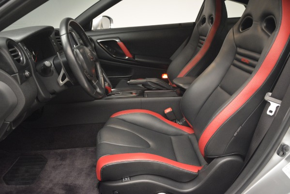 Used 2013 Nissan GT-R Black Edition for sale Sold at Aston Martin of Greenwich in Greenwich CT 06830 16