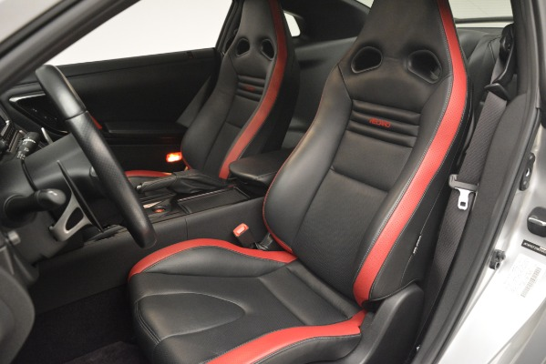 Used 2013 Nissan GT-R Black Edition for sale Sold at Aston Martin of Greenwich in Greenwich CT 06830 17