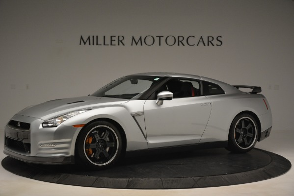 Used 2013 Nissan GT-R Black Edition for sale Sold at Aston Martin of Greenwich in Greenwich CT 06830 2