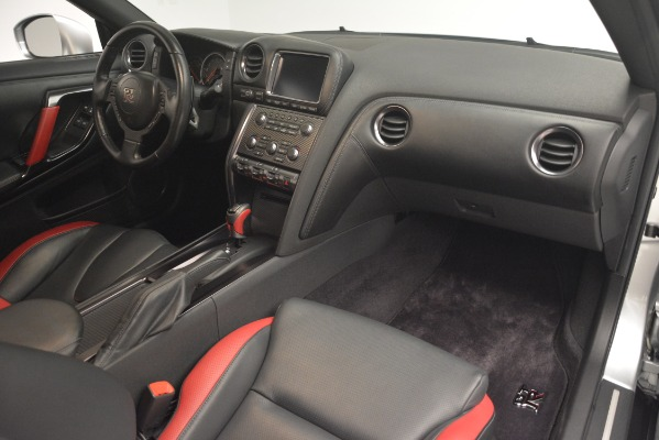 Used 2013 Nissan GT-R Black Edition for sale Sold at Aston Martin of Greenwich in Greenwich CT 06830 20