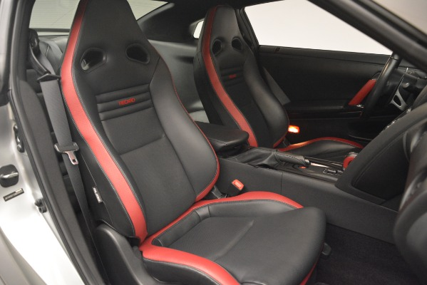 Used 2013 Nissan GT-R Black Edition for sale Sold at Aston Martin of Greenwich in Greenwich CT 06830 22