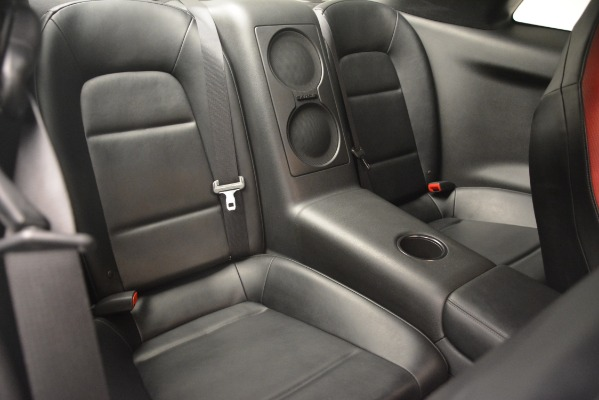 Used 2013 Nissan GT-R Black Edition for sale Sold at Aston Martin of Greenwich in Greenwich CT 06830 23