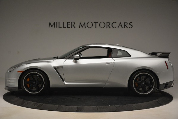 Used 2013 Nissan GT-R Black Edition for sale Sold at Aston Martin of Greenwich in Greenwich CT 06830 3