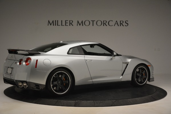 Used 2013 Nissan GT-R Black Edition for sale Sold at Aston Martin of Greenwich in Greenwich CT 06830 8