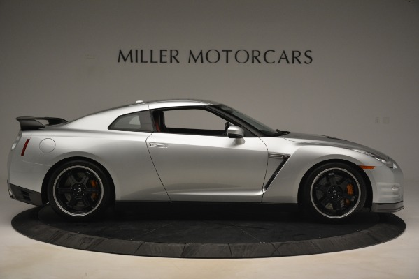 Used 2013 Nissan GT-R Black Edition for sale Sold at Aston Martin of Greenwich in Greenwich CT 06830 9