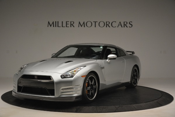 Used 2013 Nissan GT-R Black Edition for sale Sold at Aston Martin of Greenwich in Greenwich CT 06830 1