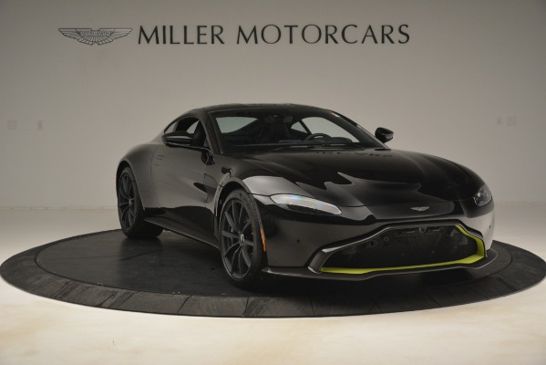 New 2019 Aston Martin Vantage Coupe for sale Sold at Aston Martin of Greenwich in Greenwich CT 06830 12