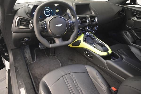 New 2019 Aston Martin Vantage Coupe for sale Sold at Aston Martin of Greenwich in Greenwich CT 06830 14