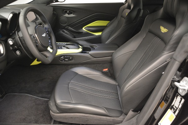 New 2019 Aston Martin Vantage Coupe for sale Sold at Aston Martin of Greenwich in Greenwich CT 06830 15