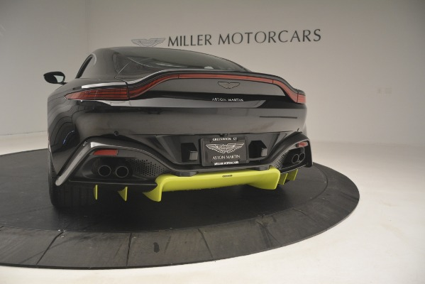 New 2019 Aston Martin Vantage Coupe for sale Sold at Aston Martin of Greenwich in Greenwich CT 06830 19