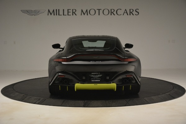 New 2019 Aston Martin Vantage Coupe for sale Sold at Aston Martin of Greenwich in Greenwich CT 06830 7