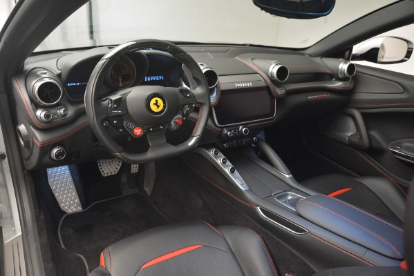Used 2018 Ferrari GTC4LussoT V8 for sale $219,900 at Aston Martin of Greenwich in Greenwich CT 06830 13