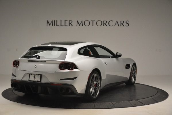 Used 2018 Ferrari GTC4LussoT V8 for sale $219,900 at Aston Martin of Greenwich in Greenwich CT 06830 7