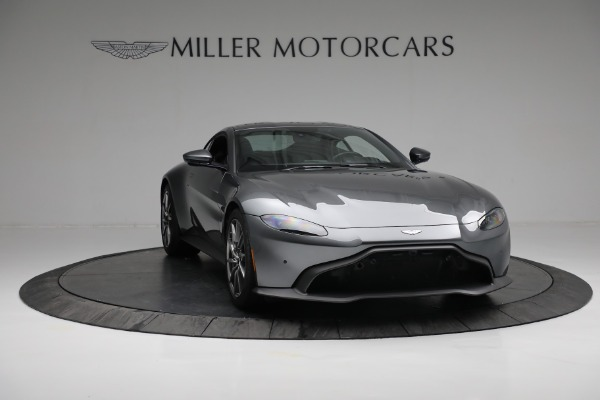 New 2019 Aston Martin Vantage Coupe for sale Sold at Aston Martin of Greenwich in Greenwich CT 06830 10