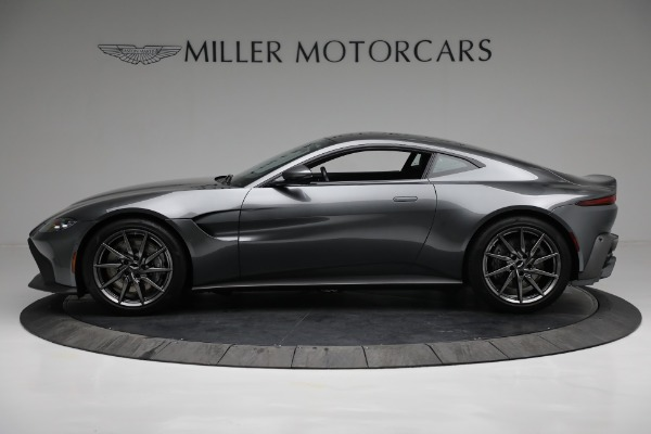New 2019 Aston Martin Vantage Coupe for sale Sold at Aston Martin of Greenwich in Greenwich CT 06830 2