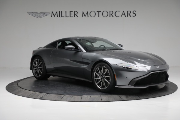 New 2019 Aston Martin Vantage Coupe for sale Sold at Aston Martin of Greenwich in Greenwich CT 06830 9