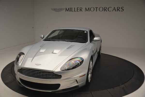 Used 2009 Aston Martin DBS Coupe for sale Sold at Aston Martin of Greenwich in Greenwich CT 06830 14