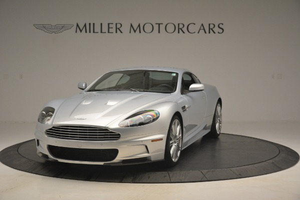 Used 2009 Aston Martin DBS Coupe for sale Sold at Aston Martin of Greenwich in Greenwich CT 06830 2