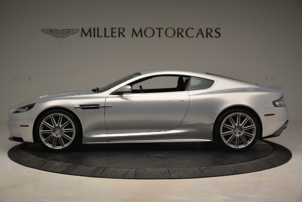 Used 2009 Aston Martin DBS Coupe for sale Sold at Aston Martin of Greenwich in Greenwich CT 06830 3