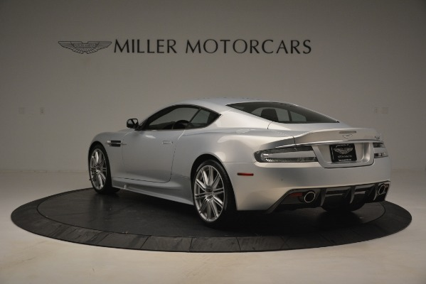 Used 2009 Aston Martin DBS Coupe for sale Sold at Aston Martin of Greenwich in Greenwich CT 06830 5