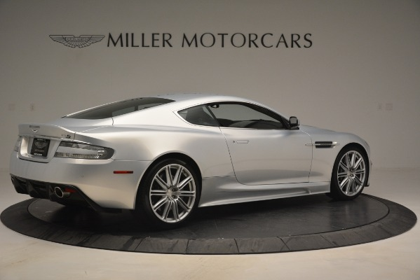 Used 2009 Aston Martin DBS Coupe for sale Sold at Aston Martin of Greenwich in Greenwich CT 06830 8