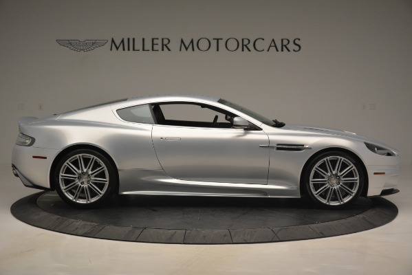 Used 2009 Aston Martin DBS Coupe for sale Sold at Aston Martin of Greenwich in Greenwich CT 06830 9