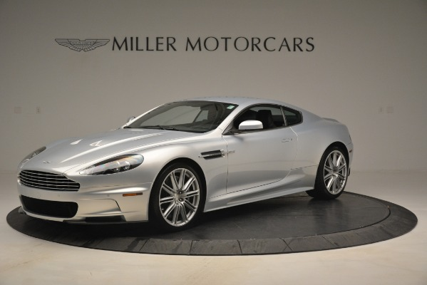 Used 2009 Aston Martin DBS Coupe for sale Sold at Aston Martin of Greenwich in Greenwich CT 06830 1