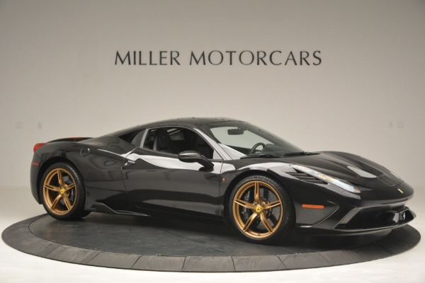 Used 2014 Ferrari 458 Speciale for sale Sold at Aston Martin of Greenwich in Greenwich CT 06830 10