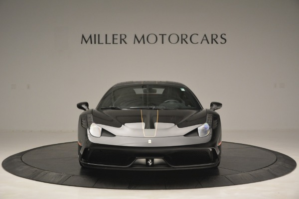 Used 2014 Ferrari 458 Speciale for sale Sold at Aston Martin of Greenwich in Greenwich CT 06830 12