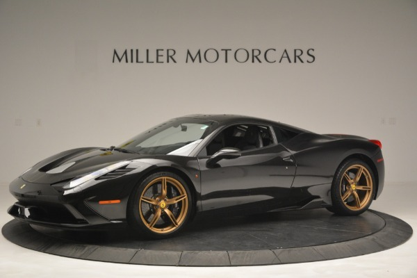 Used 2014 Ferrari 458 Speciale for sale Sold at Aston Martin of Greenwich in Greenwich CT 06830 2