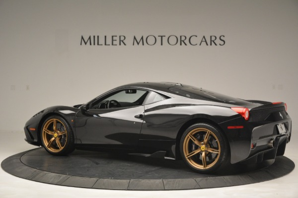 Used 2014 Ferrari 458 Speciale for sale Sold at Aston Martin of Greenwich in Greenwich CT 06830 4