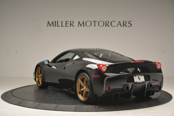 Used 2014 Ferrari 458 Speciale for sale Sold at Aston Martin of Greenwich in Greenwich CT 06830 5