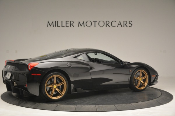 Used 2014 Ferrari 458 Speciale for sale Sold at Aston Martin of Greenwich in Greenwich CT 06830 8