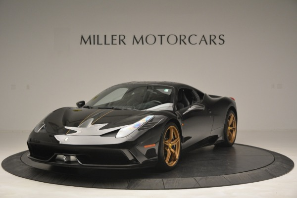 Used 2014 Ferrari 458 Speciale for sale Sold at Aston Martin of Greenwich in Greenwich CT 06830 1