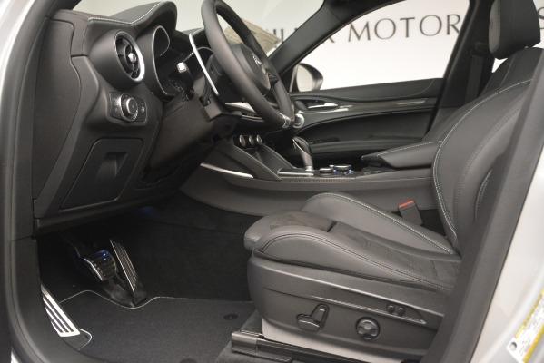 New 2019 Alfa Romeo Stelvio Quadrifoglio for sale Sold at Aston Martin of Greenwich in Greenwich CT 06830 14