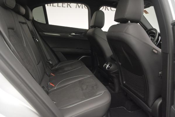 New 2019 Alfa Romeo Stelvio Quadrifoglio for sale Sold at Aston Martin of Greenwich in Greenwich CT 06830 27