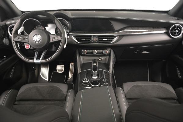 New 2019 Alfa Romeo Stelvio Quadrifoglio for sale Sold at Aston Martin of Greenwich in Greenwich CT 06830 17